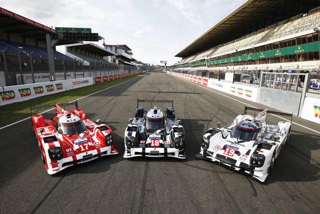 Уебър: WEC настига Формула 1