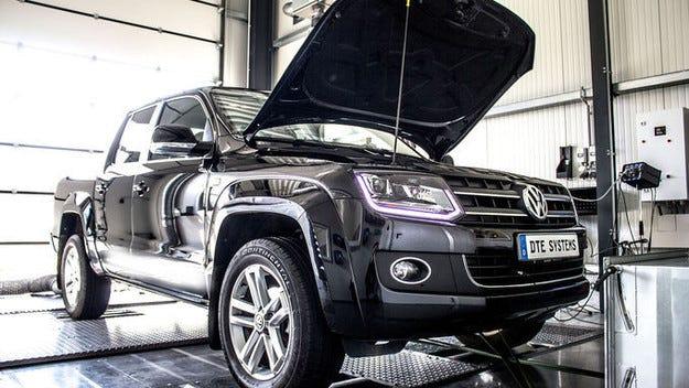 DTE Systems VW Amarok: 210 дизелови коня за пикапа