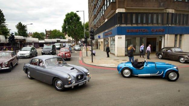Британският Bristol ще използва двигатели от BMW