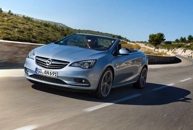 Кабриолетът Opel Cascada получава нов двигател