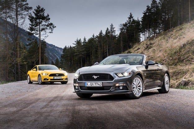 Голямото търсене на новите модели на Ford продължава