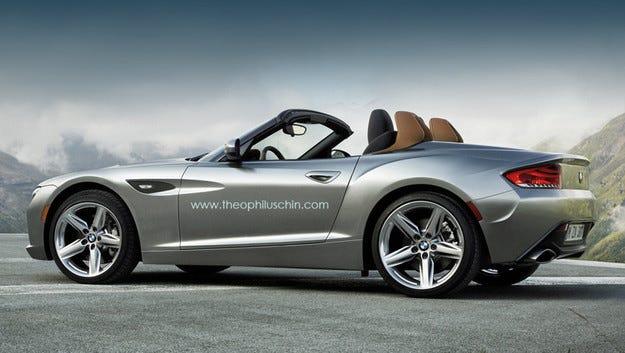 Новият шеф на BMW се отказва от проекта Z2 в полза на Mini