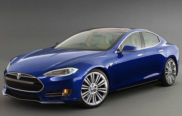 Tesla ще прави нов кросоувър върху базата на Model III