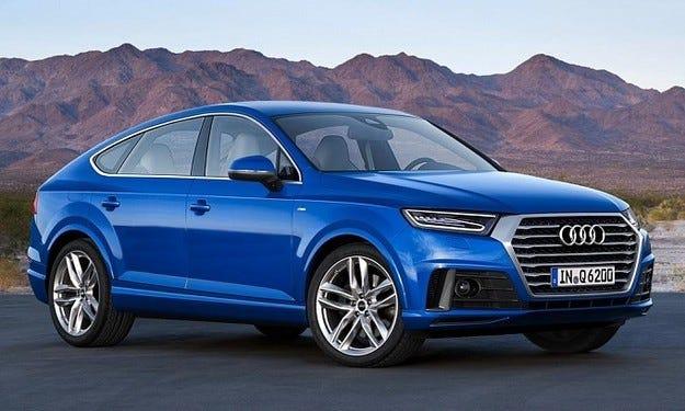 Audi Q6 ще получи хибридна и водородна версия