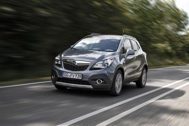 Opel Mokka: Новият шептящ дизел за бестселъра