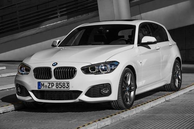 Новото BMW Серия 1 ще бъде със задно предаване