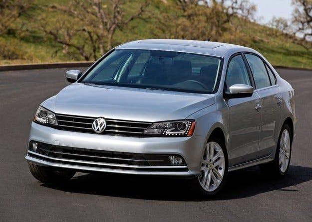 От новия Volkswagen Jetta ще направят купе