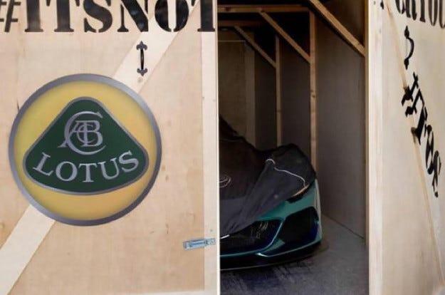 Представят най-мощния Lotus на фестивала в Гудууд