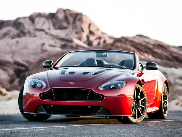 Aston Martin влиза във Формула 1?