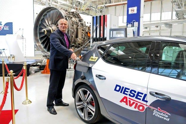 Веригата бензиностанции ЕКО представи новото гориво AVIO Diesel
