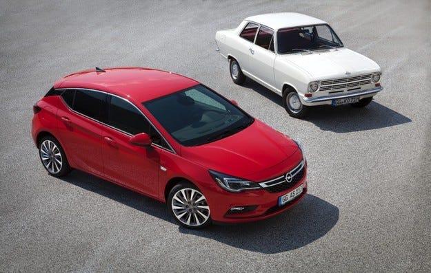 """Kadett B чества 50-ия си рожден ден: """"Opel Kadett. Das Auto"""""""