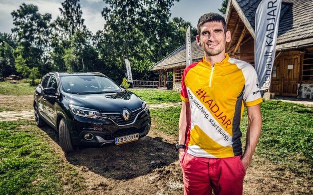 Партньорство между Кирил Николов – Дизела и Renault KADJAR