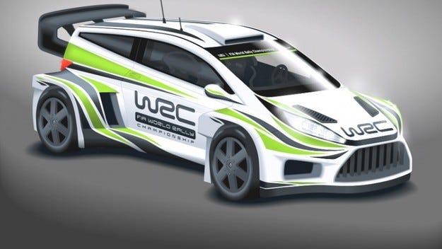 Близо 400 коня във WRC от 2017 година