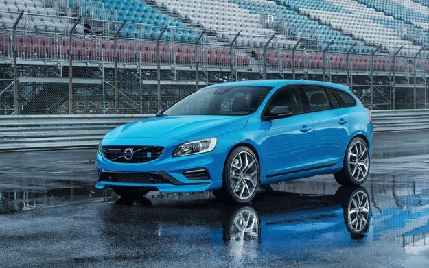Volvo купува тунинг подразделението Polestar