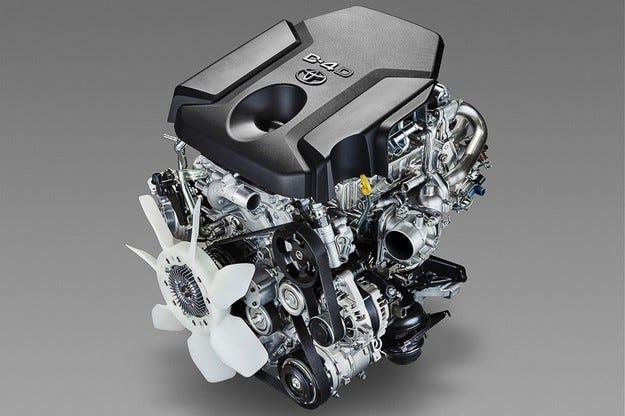 Новите турбо дизелови двигатели D-4D на Toyota