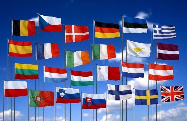 За 22-ри пореден месец пазарът в Европа върви нагоре