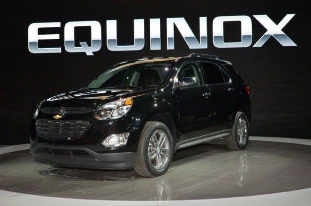 Chevrolet ще разработи кросоувър по-голям от Equinox