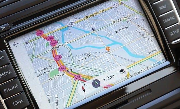Audi, BMW и Mercedes ще купят от Nokia картографска услуга
