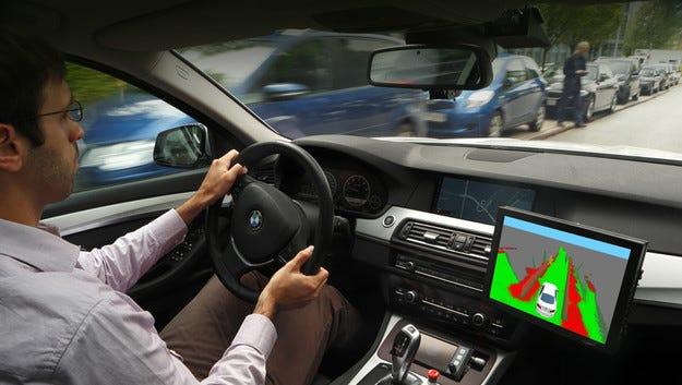 Автономният модел на Apple ще е на базата на BMW i3