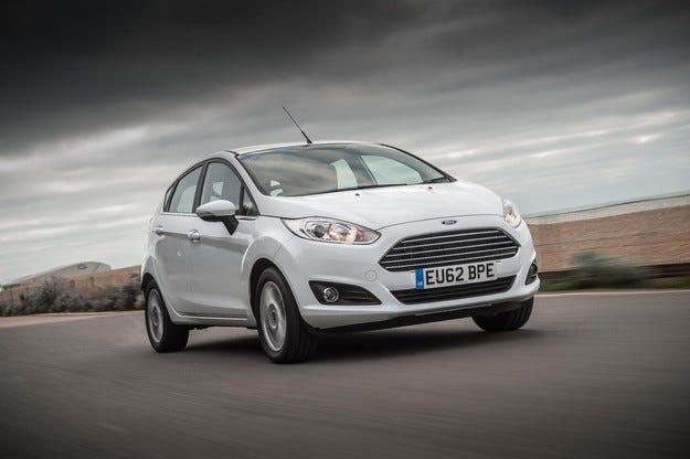 Ford Fiesta е №1 в Европа за първото полугодие на 2015