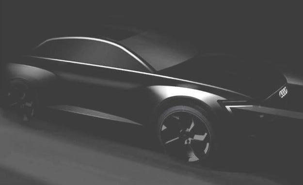 Audi Q6 е-Tron ще стане най-бързият кросоувър в света