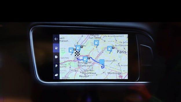 Немските компании купуват картографската услуга на Nokia