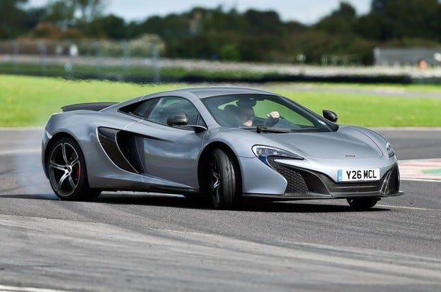 Компанията McLaren ще пусне наследник на 650S през 2018