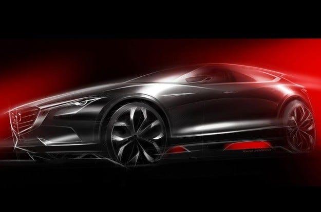 Компанията Mazda показа как може да изглежда CX-4