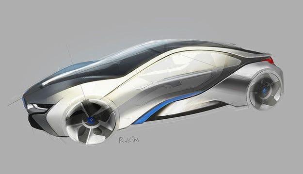 BMW планира да разработи електрически седан i5