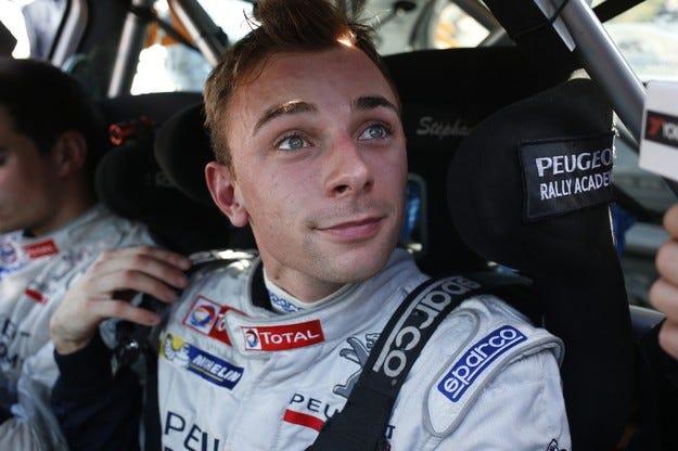 Лефевр ще дебютира с WRC автомобил в Германия