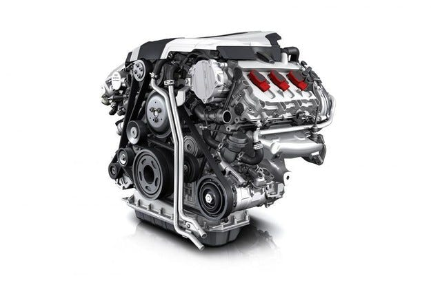 Audi и Porsche разработват нова гама двигатели
