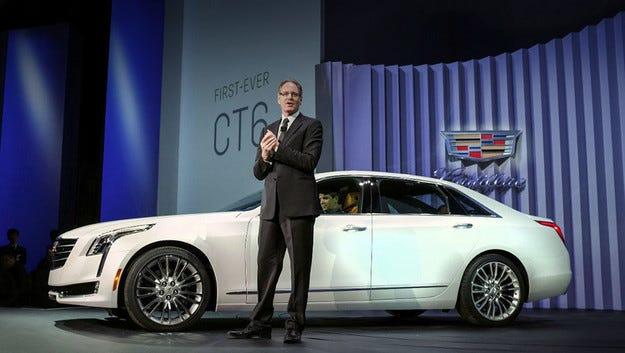 Cadillac се стреми към автономност от General Motors