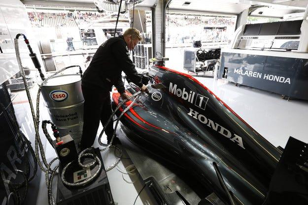 Honda ще се конкурира с Ferrari до края на годината