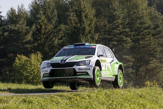 Рали Барум: Копецки се върна в ERC с победа