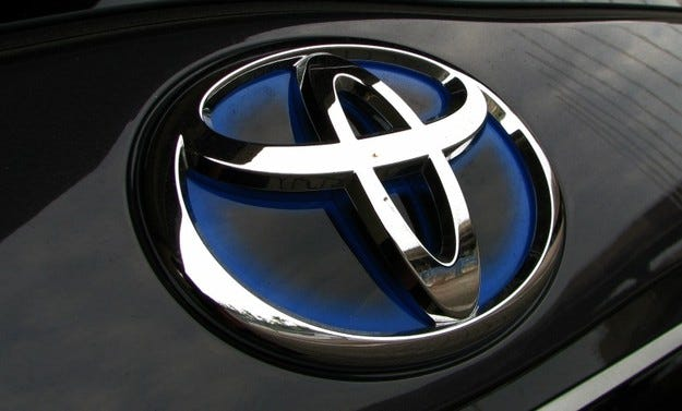 Toyota ще покаже във Франкфурт два нови автомобила