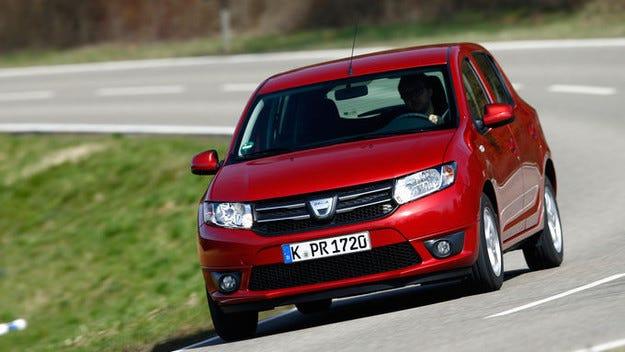 Dacia пуска автоматизирана механична трансмисия