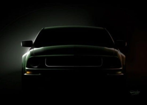 Разкрито: Ford Mustang Bullitt