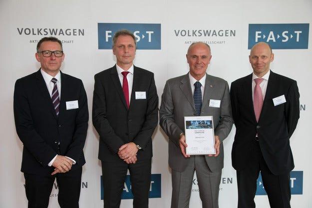 Избраха Bridgestone за FAST доставчик от VW Group