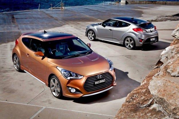 Hyundai няма да продава новия Veloster в Европа