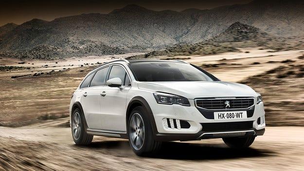 Peugeot се отказва от дизеловата хибридна система