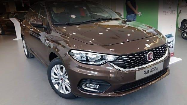 Серийният Fiat Aegea ще запази вида и името на концепта