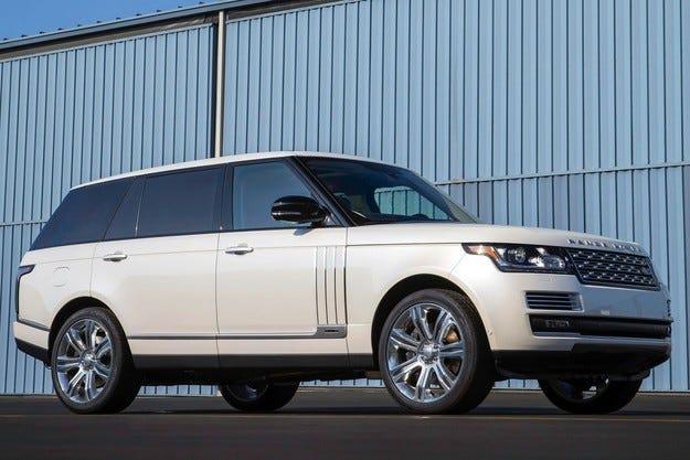 Land Rover ще пусне конкурент на Bentley Bentayga