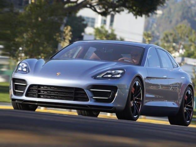 Porsche показва новото поколение на Panamera в Женева
