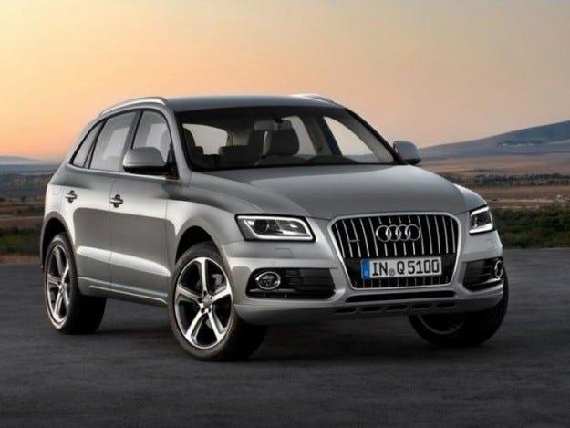 2,1 млн. коли на Audi засегнати от дизеловия скандал
