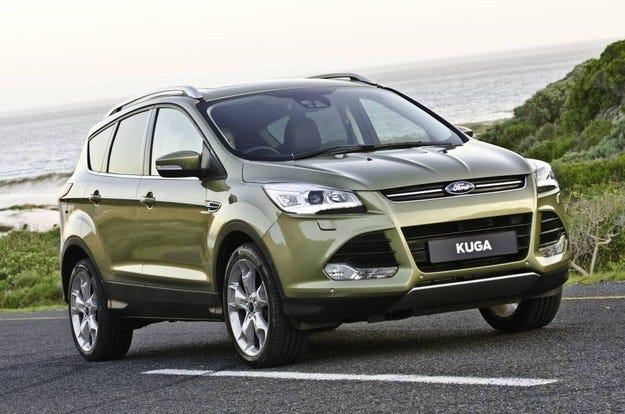 Ford обмисля производство на Kuga ST и Vignale