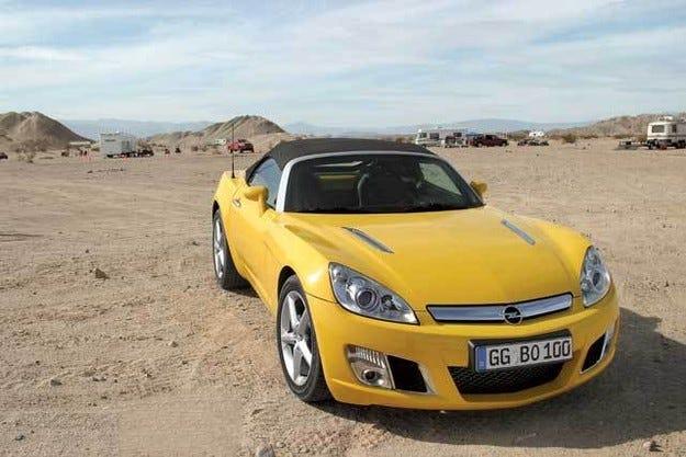 Немската марка Opel ще заведе в Женева новото купе GT