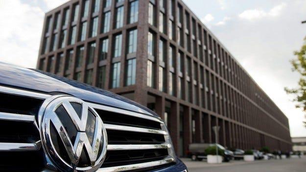 VW почва ремонт на дизеловите автомобили през януари