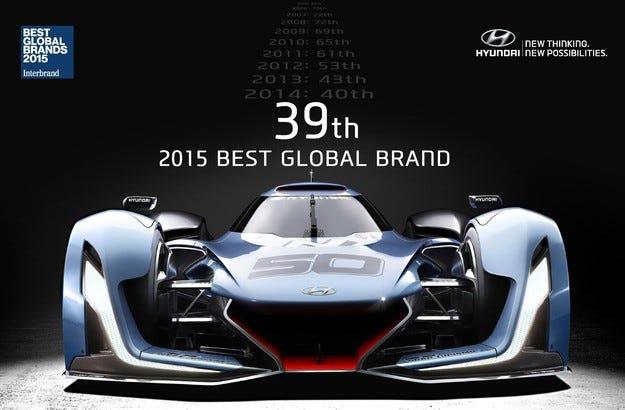 Interbrand отново почете репутацията на Hyundai Motor
