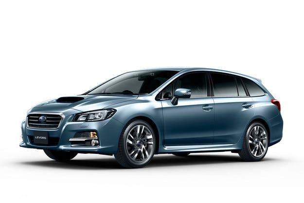Спортното комби Subaru Levorg дебютира в София