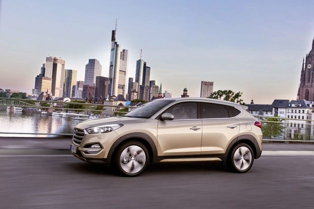 Hyundai Tucson е номиниран за конкурса AUTOBEST 2016